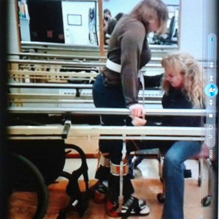 Jennifer Britts in Rehab