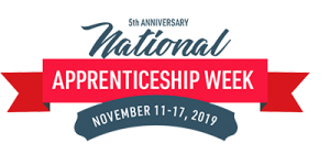 National Apprenticeship Week Logo