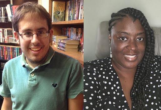 Christopher Spoden and Dr. Deanna Henderson on VR Workforce Studio